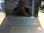 2.el HP Spectre x360 15-CH002NG 15,6 inç/4 K IPS dokunmatik ekran 360 derec döner Convertible notebook (Intel Core i7 – 8550U, 16 GB RAM 1TB M2 SSD NVIDIA GeForce MX150 2 GB DDR5, Windows 10 Home 64) Gri/Bakır Q almanca klavye cihaz + adaptör